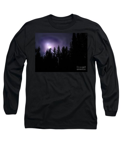 Sky Bolt Long Sleeve T-Shirt