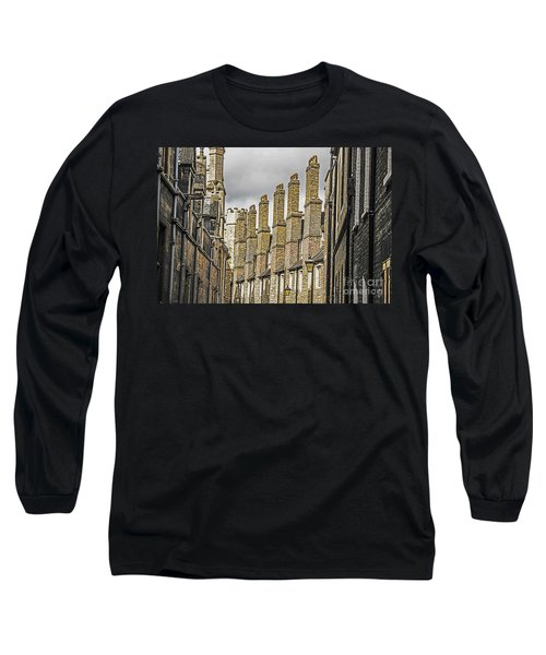 Skyline Of Cambridge Long Sleeve T-Shirt