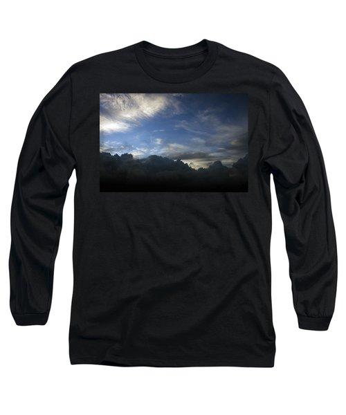 Sky's The Limit Long Sleeve T-Shirt