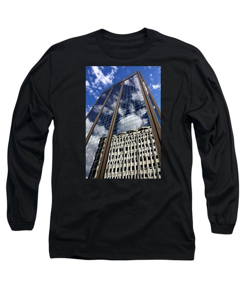 Skyward Long Sleeve T-Shirt by Linda Bianic