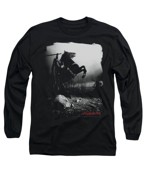 Sleepy Hollow - Foggy Night Long Sleeve T-Shirt