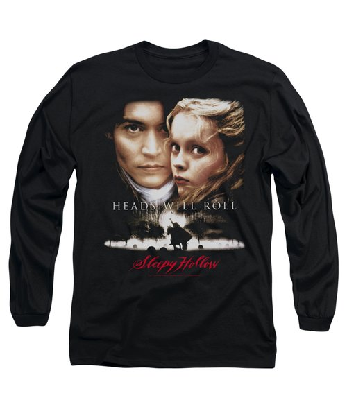 Sleepy Hollow - Heads Will Roll Long Sleeve T-Shirt by Brand A