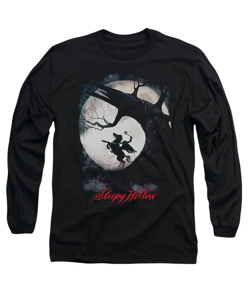 Sleepy Hollow - Poster Long Sleeve T-Shirt