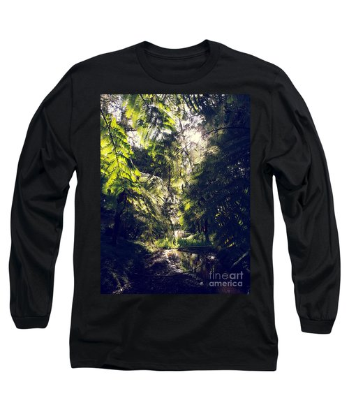Long Sleeve T-Shirt featuring the photograph Slight Tremble by Rushan Ruzaick