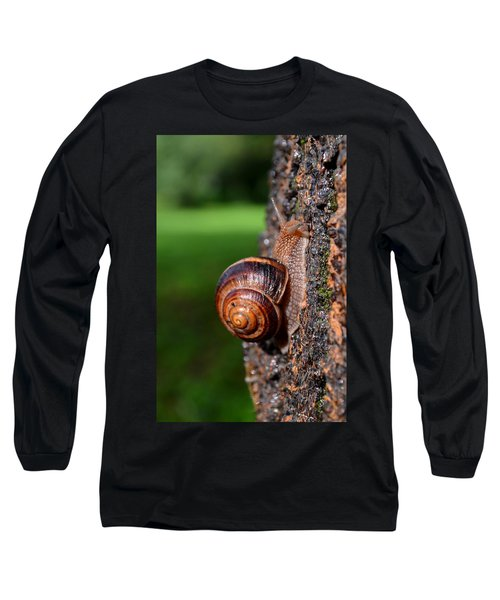 Slowly And Surely Long Sleeve T-Shirt