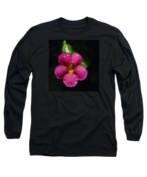 Small Beauty Long Sleeve T-Shirt