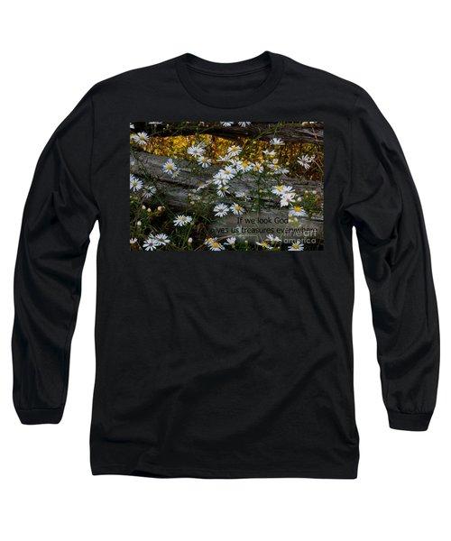 Small Treasures Long Sleeve T-Shirt
