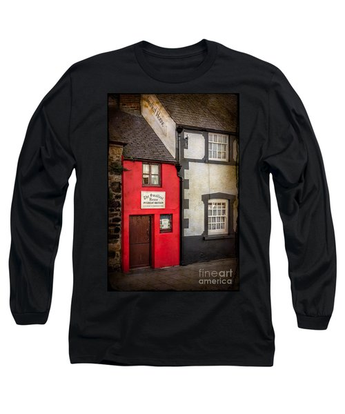 Smallest House Long Sleeve T-Shirt