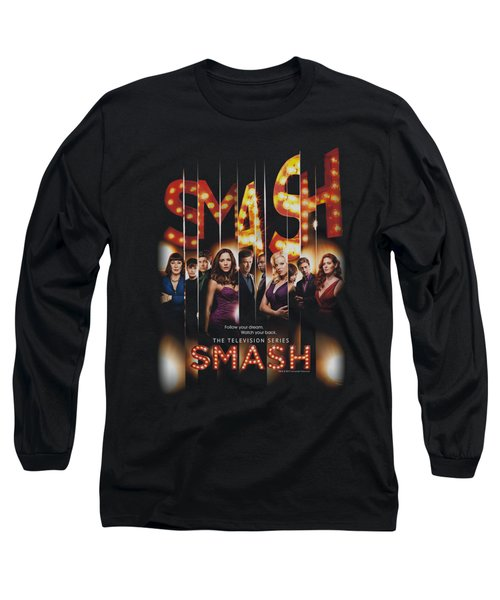 Smash - Poster Long Sleeve T-Shirt by Brand A