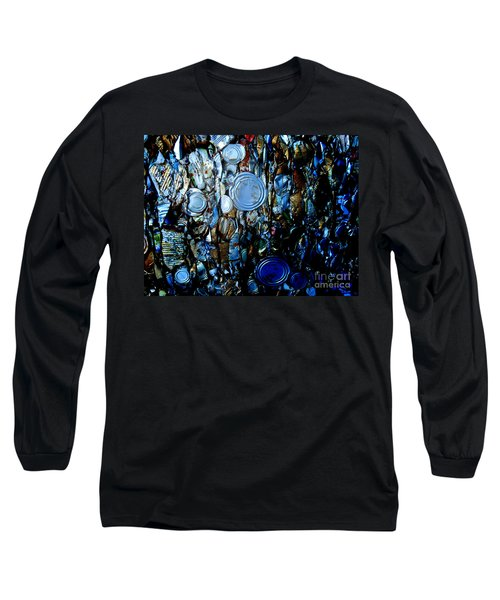 Smashed Long Sleeve T-Shirt by Cynthia Lagoudakis