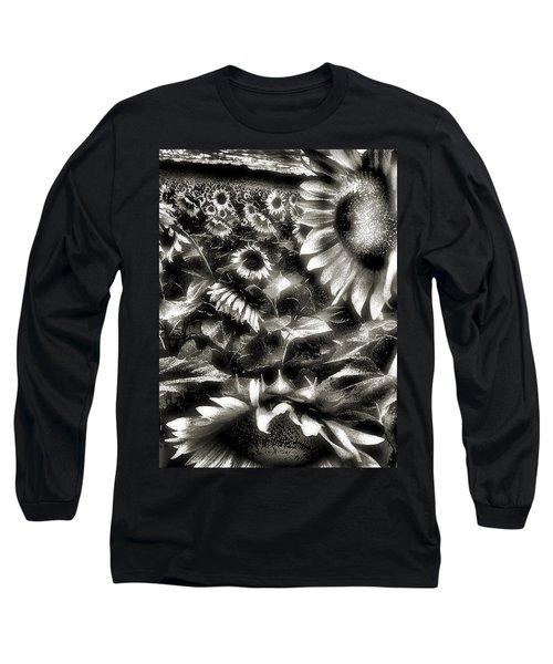 Smilin Atchya Long Sleeve T-Shirt by Robert McCubbin