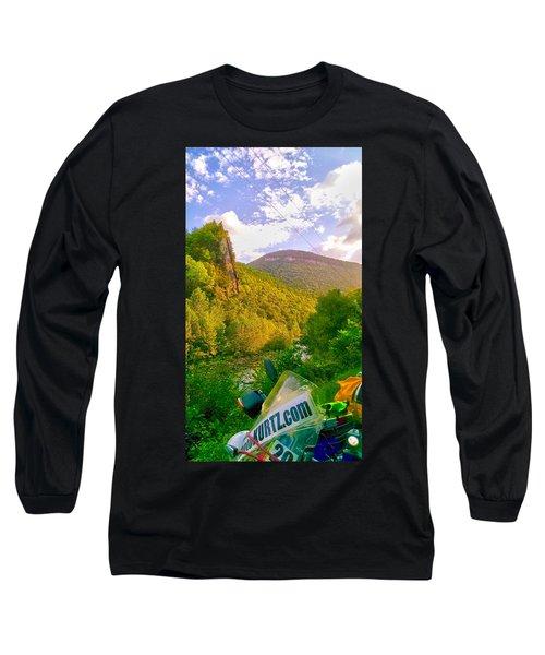 Smoke Hole Canyon Long Sleeve T-Shirt