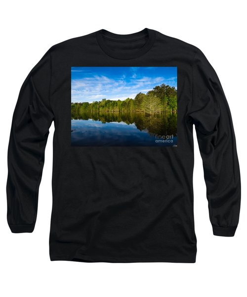 Smooth Reflection Long Sleeve T-Shirt
