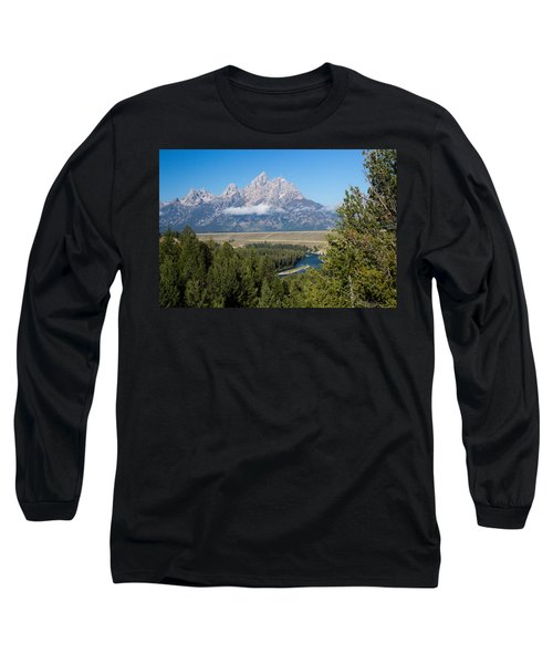 Snake River Overlook Long Sleeve T-Shirt