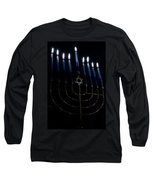 So Let Your Light Shine Long Sleeve T-Shirt