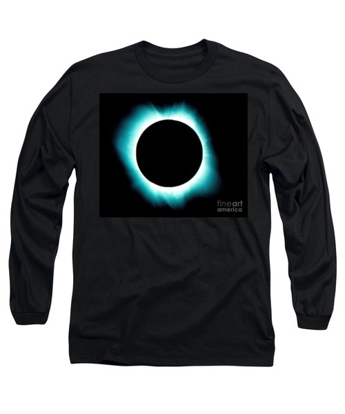 Solar Corona Long Sleeve T-Shirt