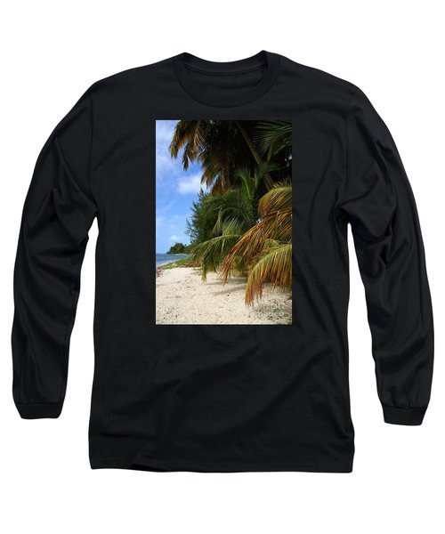 Long Sleeve T-Shirt featuring the photograph Nude Beach by The Art of Alice Terrill