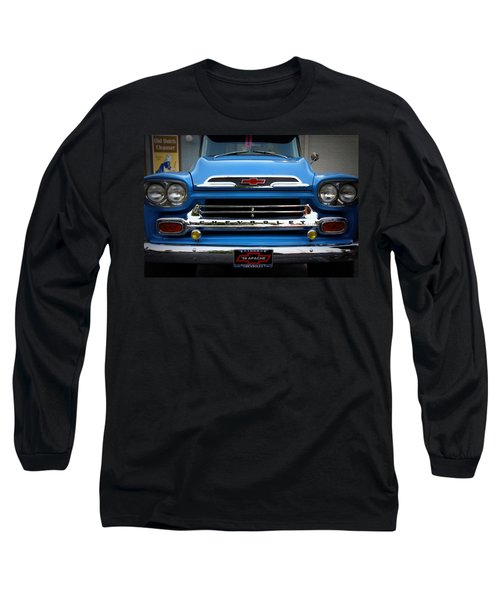 Something Bout A Truck Long Sleeve T-Shirt