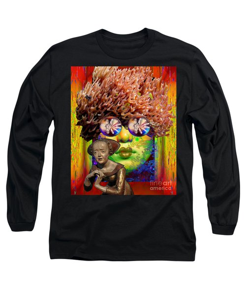Solar  Awakening Long Sleeve T-Shirt