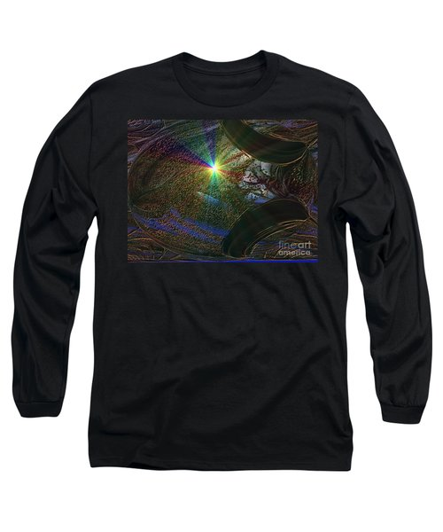 Long Sleeve T-Shirt featuring the photograph Something Wicked This Way Comes by Jacqueline Lloyd