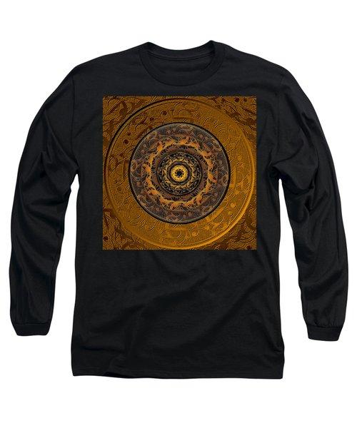Song Of Heaven Mandala Long Sleeve T-Shirt