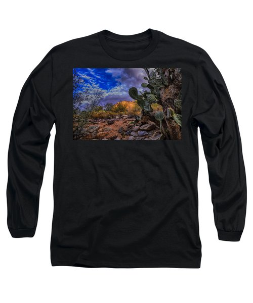 Long Sleeve T-Shirt featuring the photograph Sonoran Desert 54 by Mark Myhaver