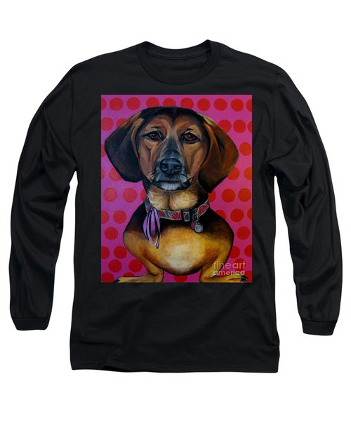 Sophia - My Rescue Dog  Long Sleeve T-Shirt