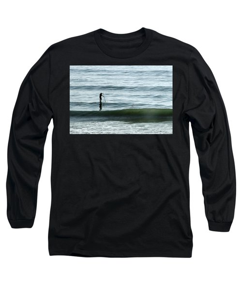 Soul Searcher Long Sleeve T-Shirt by Shoal Hollingsworth