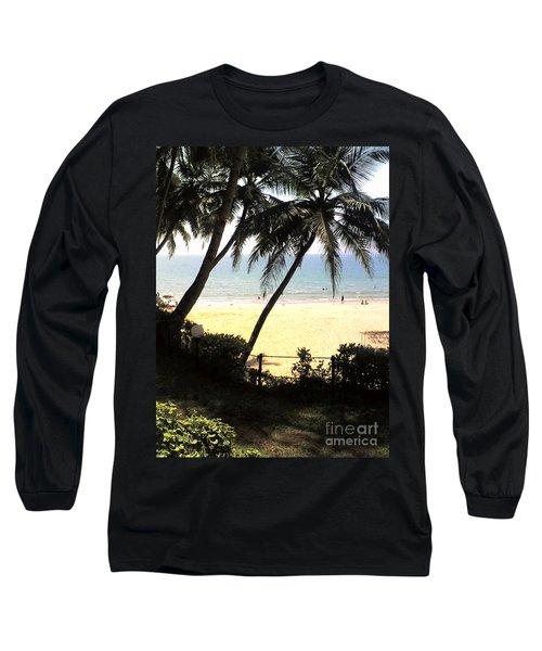 South Beach Long Sleeve T-Shirt