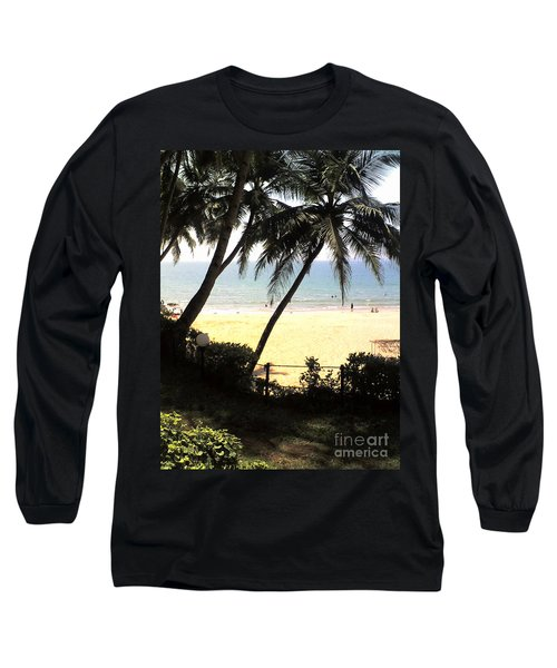 South Beach - Miami Long Sleeve T-Shirt