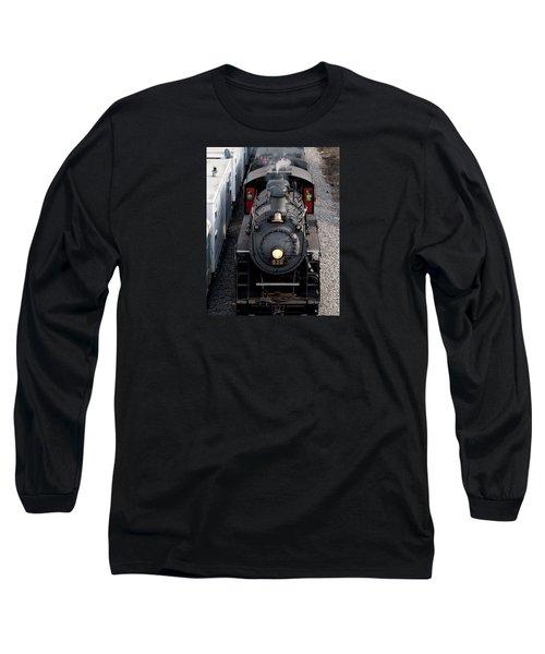 Southern Railway #630 Steam Engine Long Sleeve T-Shirt