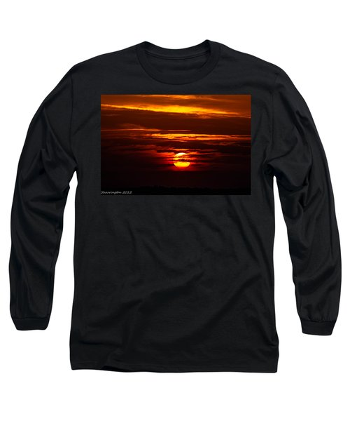 Southern Sunset Long Sleeve T-Shirt