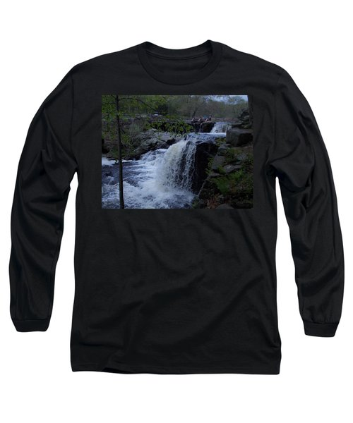 Southford Falls Long Sleeve T-Shirt by Catherine Gagne