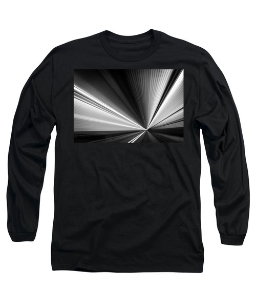 Long Sleeve T-Shirt featuring the photograph Space-time Continuum by Mihai Andritoiu