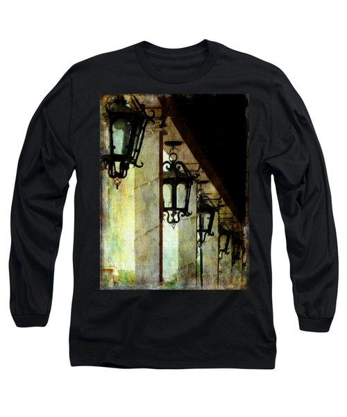 Spanish Lights Long Sleeve T-Shirt