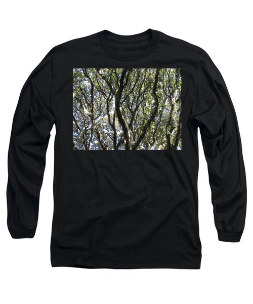Spanish Moss Oak Long Sleeve T-Shirt