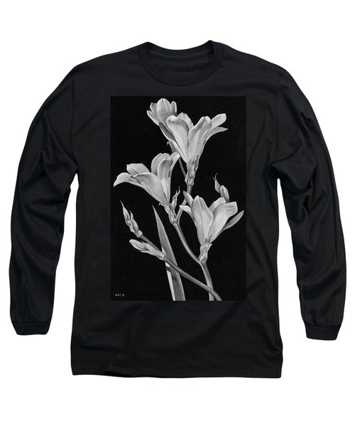 Sparaxis Flowers Long Sleeve T-Shirt