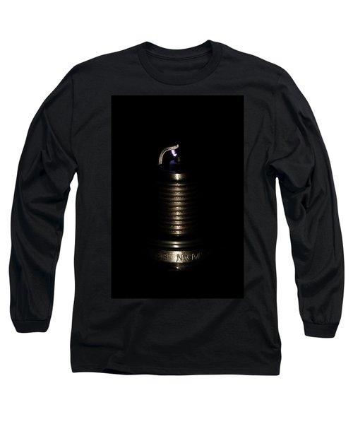 Spark Plug Long Sleeve T-Shirt