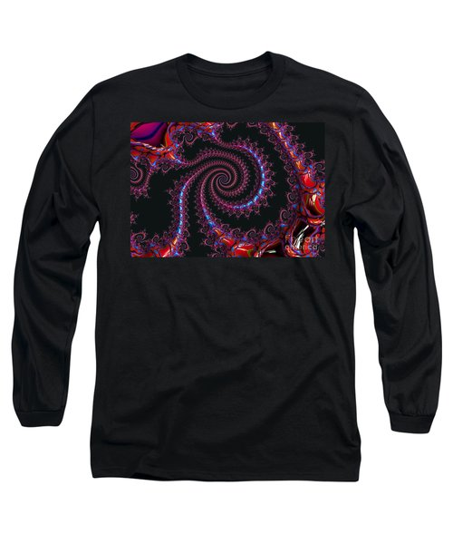 Spinal Twist Long Sleeve T-Shirt