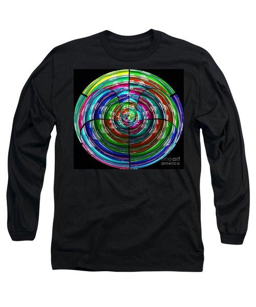 Spinning Top Long Sleeve T-Shirt