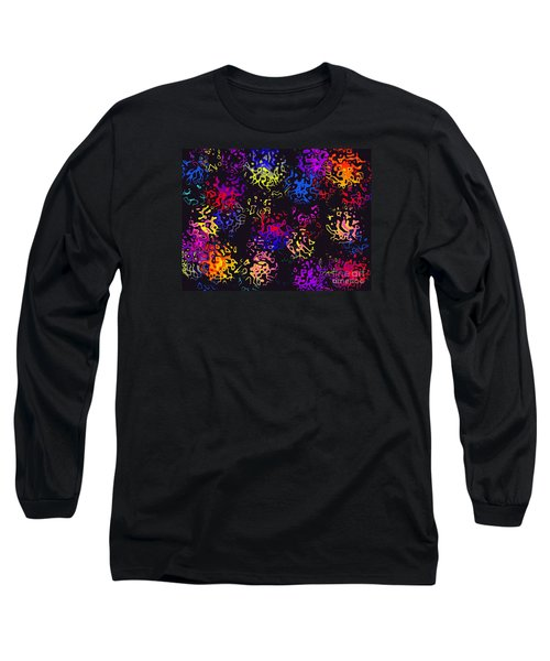 Spirit Catchers Long Sleeve T-Shirt by Mark Blauhoefer