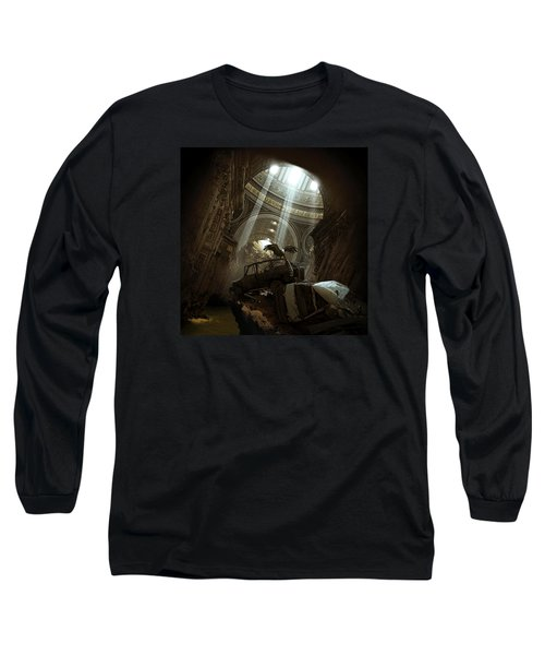 Spiritual Archives II Long Sleeve T-Shirt