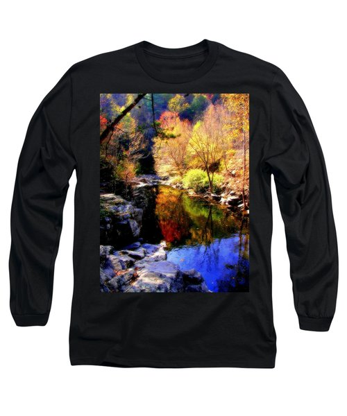 Splendor Of Autumn Long Sleeve T-Shirt by Karen Wiles