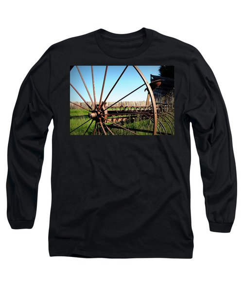Spokes Long Sleeve T-Shirt