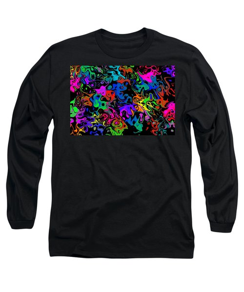 Spooks Long Sleeve T-Shirt by Mark Blauhoefer