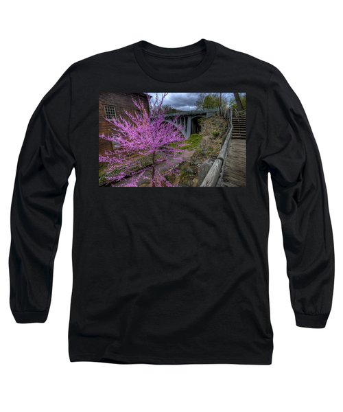 Spring At The Mill Long Sleeve T-Shirt