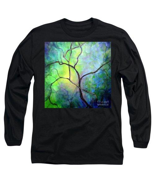 Spring Catawba Tree Long Sleeve T-Shirt