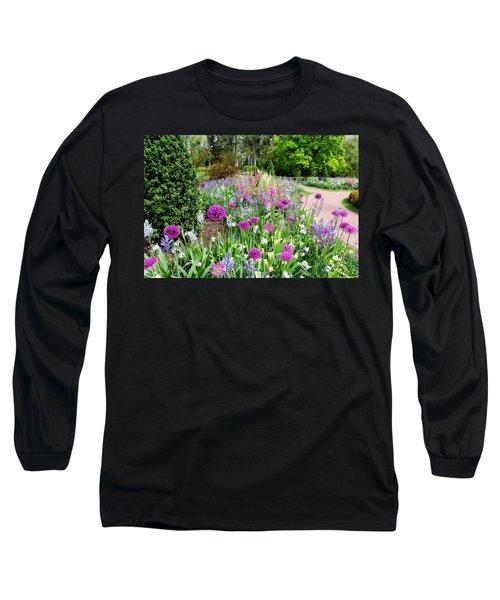 Spring Gardens Long Sleeve T-Shirt