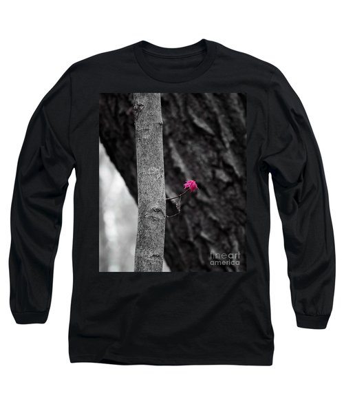 Spring Maple Growth Long Sleeve T-Shirt