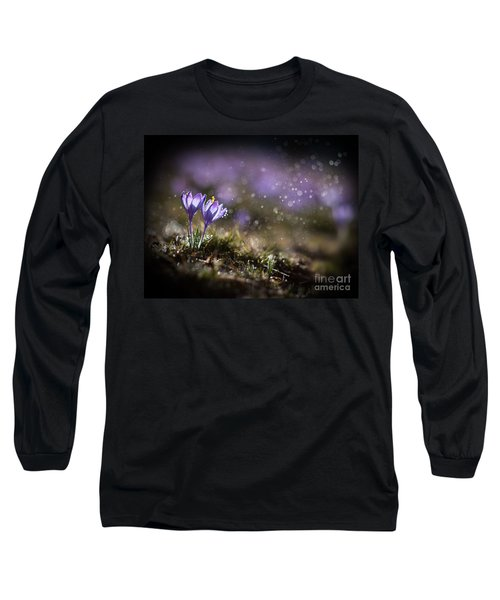 Long Sleeve T-Shirt featuring the photograph Spring Impression I by Jaroslaw Blaminsky